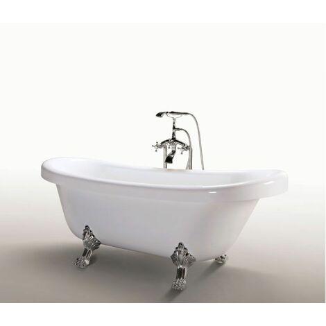 bainoire il t baignoire ovale baignoire retro margherita. Black Bedroom Furniture Sets. Home Design Ideas