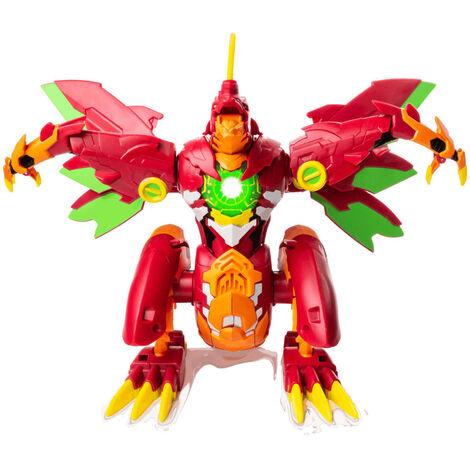 Bakugan Dragonoid Maximus Orange and Red
