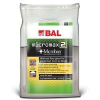 BAL Micromax2 Floor & Wall Grout - Manilla 2.5KG