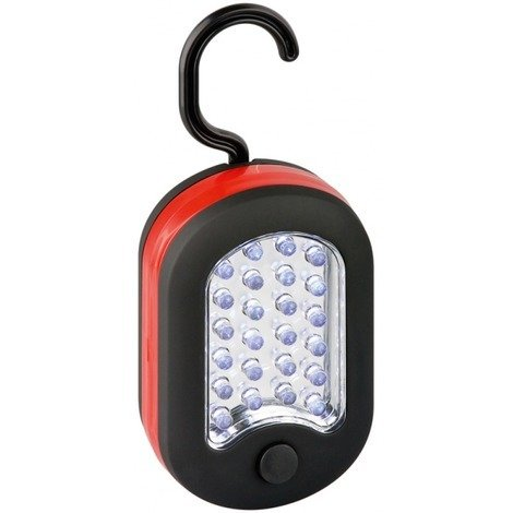 Baladeuse LED de travail compacte (24 LEDS)
