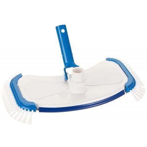Balai aspirateur manuel, forme haricot pour nettoyage piscine