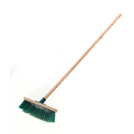 Balai brosse pour terrasse Vert 2.8 cm