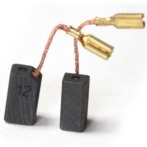 Balai Charbon Pour Machines Black & Decker/dewalt/elu - Avec Rupteur