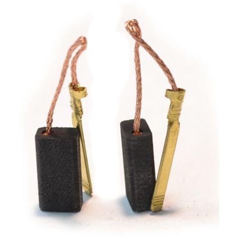 Balai Charbon Pour Meuleuses Bosch/skil 5 X 8 X 15,5 Mm