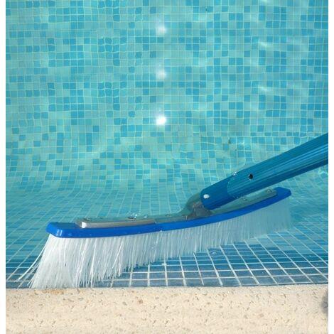Balai de piscine courbé 49 cm Kerlis