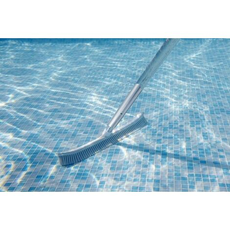 Balai de piscine résistant multi-usage 45 cm Kerlis