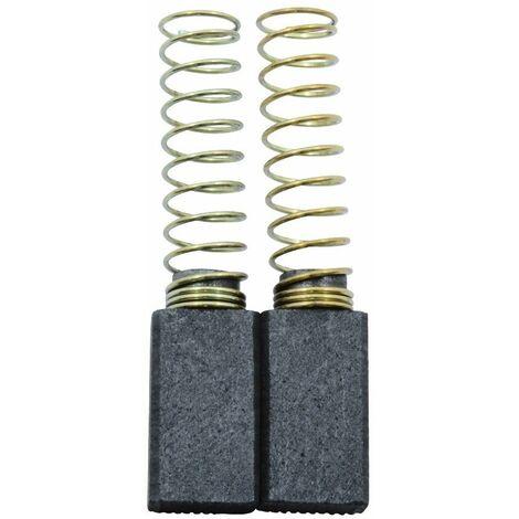 Balais de Charbon pour AEG Taille-Haies HS40 - 5x8x14mm
