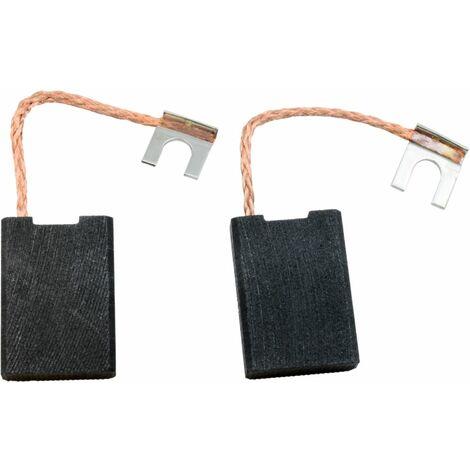 Remplace 832998-04 Balais de Charbon pour Black /& Decker  BD290-6x6x10,5mm