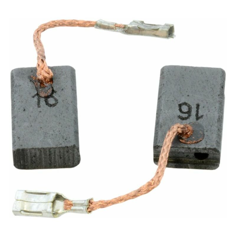 Balais de Charbon pour Bosch GWS 11-125 CI 5x10x16mm
