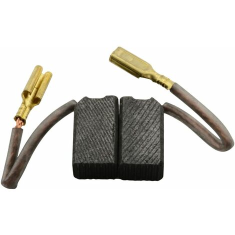 6,3x16x23mm Balais de Charbon pour DeWalt Marteau D25901K