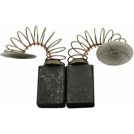 Balais de Charbon pour DeWalt Scie DW65 - 6,5x12,9x19mm