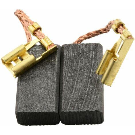 Balais de Charbon pour Skil Coupeuse//Scie 9295 C1-5x8x18mm