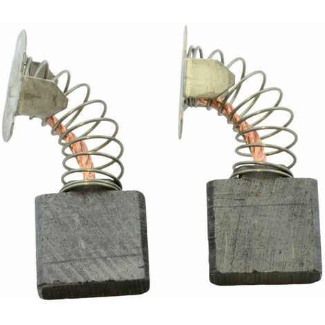 Balais de Charbon pour Makita Mini Meuleuse Angulaire 9049SKD2 - 7x18x16mm