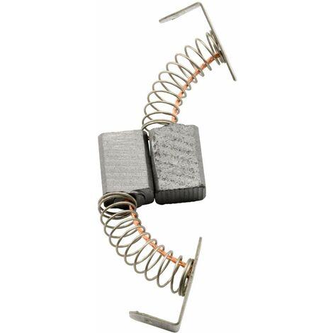 Remplace 609AA /& 6540103 Balais de Charbon pour Ryobi Routeur R151-5x8x11mm