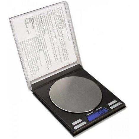 Balance 0.01g MT 100 format boite de CD jusqu'à 100g - Kenex