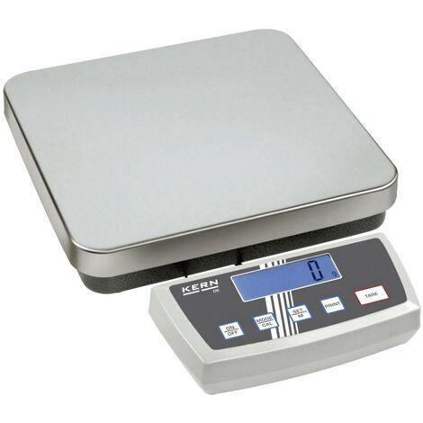 Balance à colis Kern Plage de pesée (max.) 12 kg Lisibilité 1 g