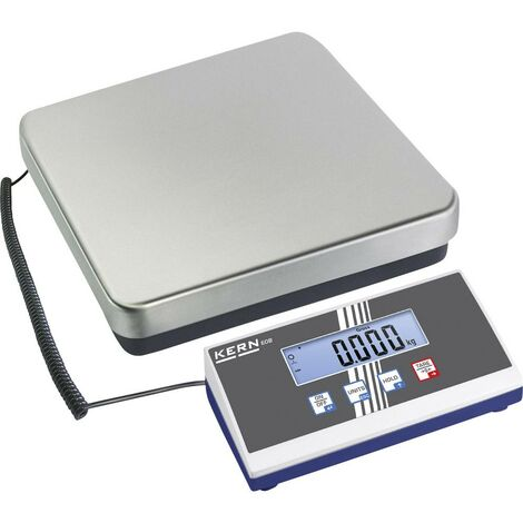 Balance à colis Kern Plage de pesée (max.) 15 kg Lisibilité 5 g