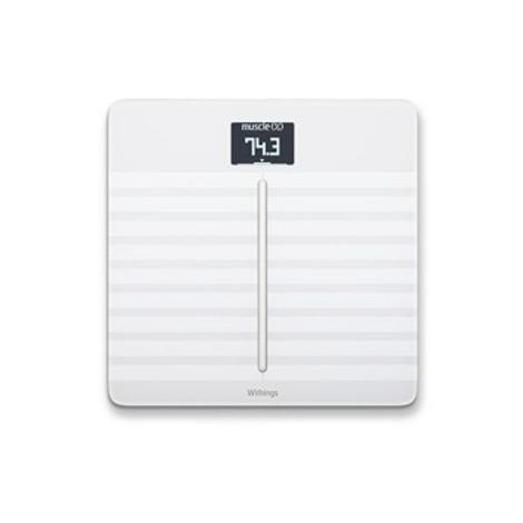 Balance Body Cardio : Poids + IMC + rytme cardiaque - Nokia - Blanc