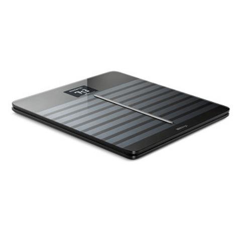 Balance Body Cardio : Poids + IMC + rytme cardiaque - Nokia - Noir