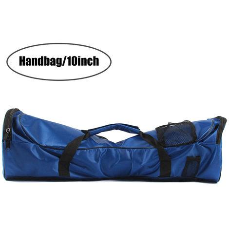 Balance Car Carry Bag Sac a main Sac a dos,10 pouces,bleu