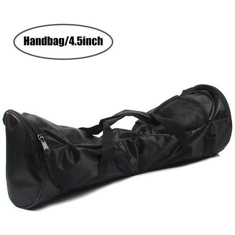 Balance Car Carry Bag Sac a main Sac a dos,4.5 pouces,noir