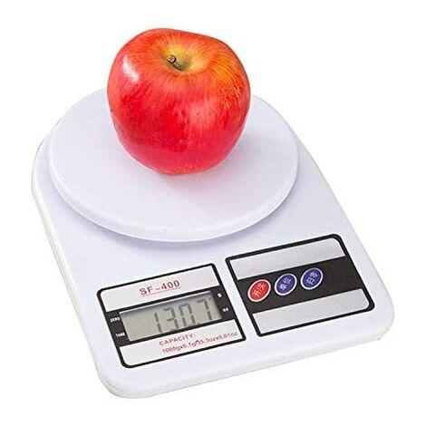 Balance Cuisine Electronique Balance de Precision, 10kg/1g, Balance de Cuisine de Haute Précision