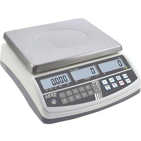 Balance de comptage professionnelle Kern CPB 30K0.5N