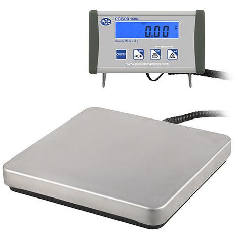 Balance de plateforme PCE Instruments PCE-PB 150N