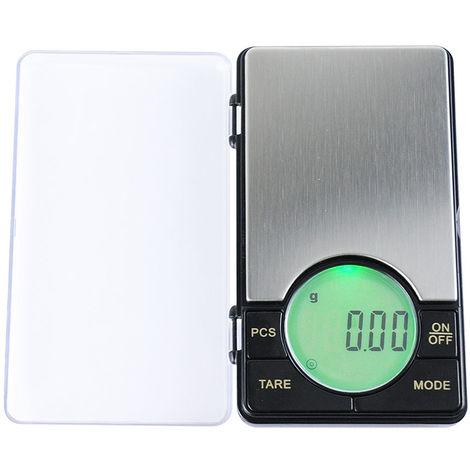 Balance De Poche Electronique Haute Precision 200G / 0.1G, Balance De Pesee