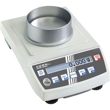 Balance de précision Kern Plage de pesée (max.) 240 g Lisibilité 0.001 g Q52005