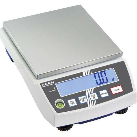 Balance de précision Kern Plage de pesée (max.) 6 kg Lisibilité 1 g