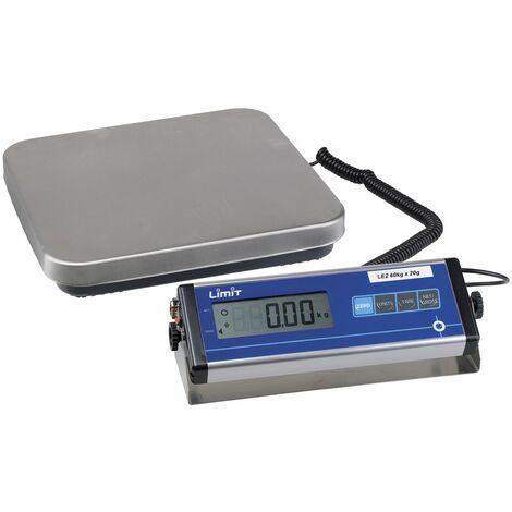 Balance électronique jusque 30 kgs Limit LE2-30