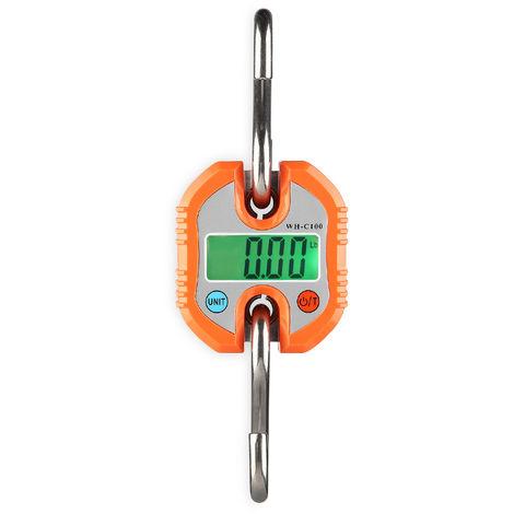 Balance Electronique Numerique En Acier Inoxydable, 150 Kg