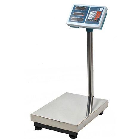 Balance industrielle électronique 100 kg écran LCD pese