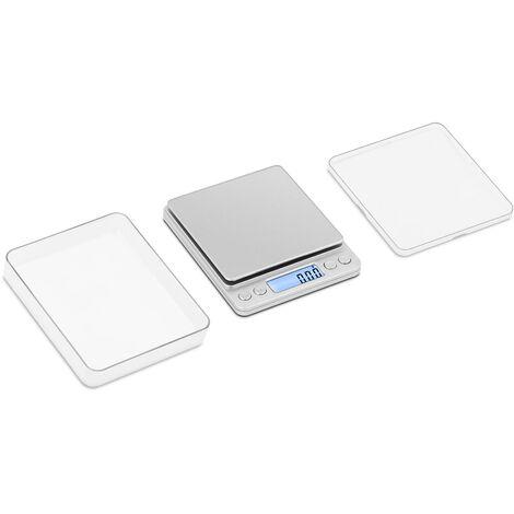 Balance Numérique Digitale Postale Cuisine Acier Inox Précision 500 G / 0 01 G