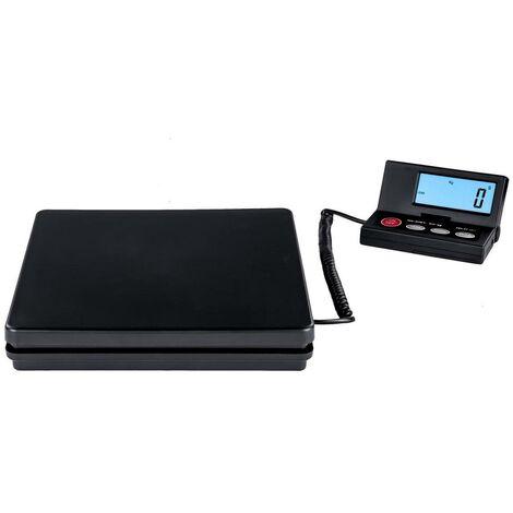 Balance pèse-colis digital - 50 kg / 2 g - Basic - écran LCD terne