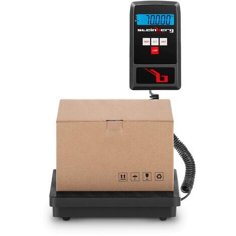 Balance Plate Forme Sbs-Pf-70/5 Capacité 70 Kg Précision 5G Coffret Rangement