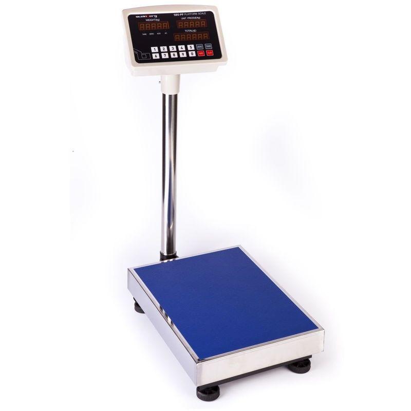 Balance plateforme industrie 30kg x 10g matériel de pesage professionnel robuste