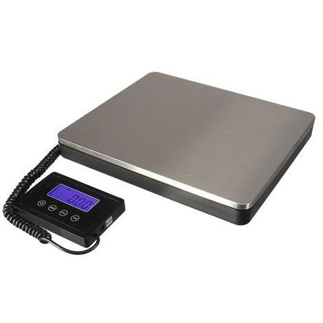 Balance postale numérique avec écran déporté - 100 kg / 50 g