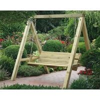 Banc de jardin en bois à prix mini