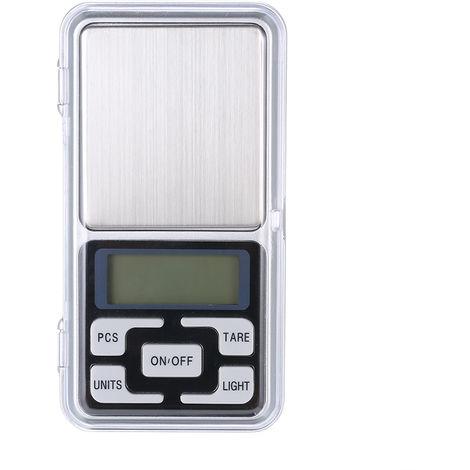 Balances Numeriques Electroniques, 500G / 0,01G