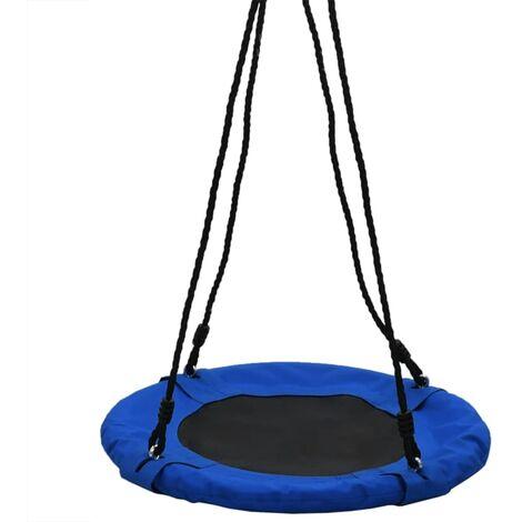 Balançoire 60 cm 100 kg Bleu