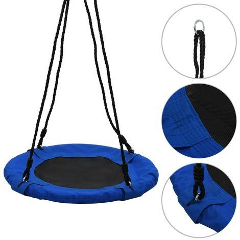 Balançoire 60 cm 100 kg Bleu10508-A