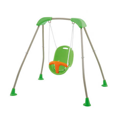 Balançoire bébé pliable pour intérieur ou extérieur - TATOU - Amca