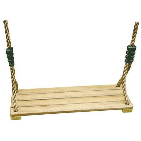 Balançoire bois pour portique 2 m - 2,5 m Trigano