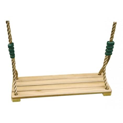 Balancoire bois pour portique de hauteur 3,00/3,50m