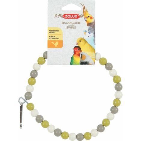 Balancoire collier perle