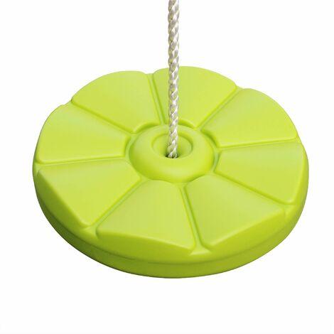 Balançoire disque en plastique soufflé pour portique de 2 à 2,2m, agrès, accessoire