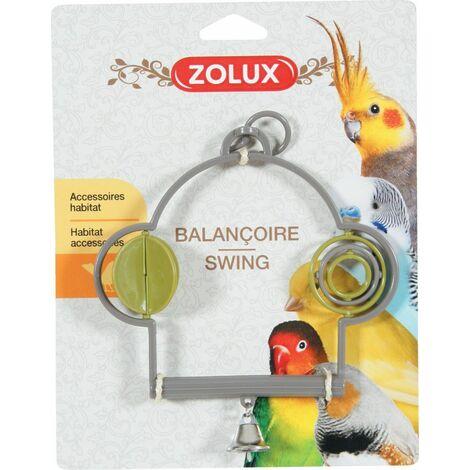 Balancoire plastiq jouets