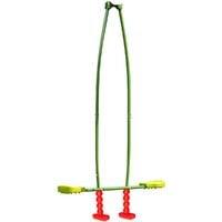 Balançoire vis-à-vis en métal pour portique 2,35m - Soulet